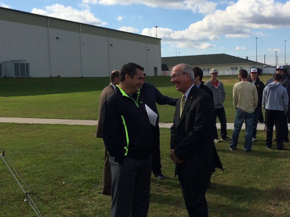 Dowling Park Athletic Complex opens