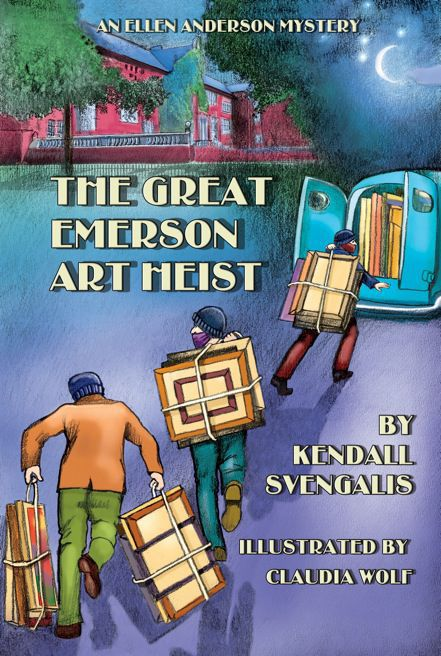 The Great Emerson Art Heist