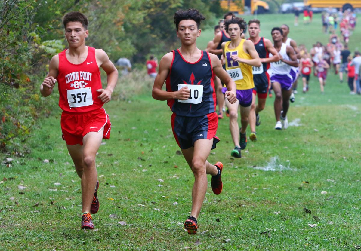 Crown Point Cross Country Sectional (preview)
