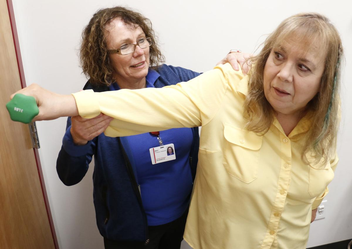 For Times writer, soft tissue therapy comes to the rescue after hip replacement
