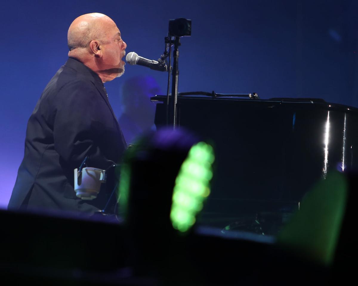 Billy Joel Wrigley 2016