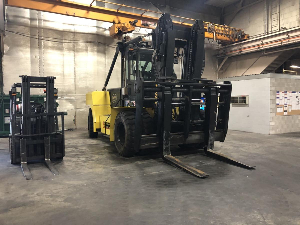 South Suburban College to offer forklift training