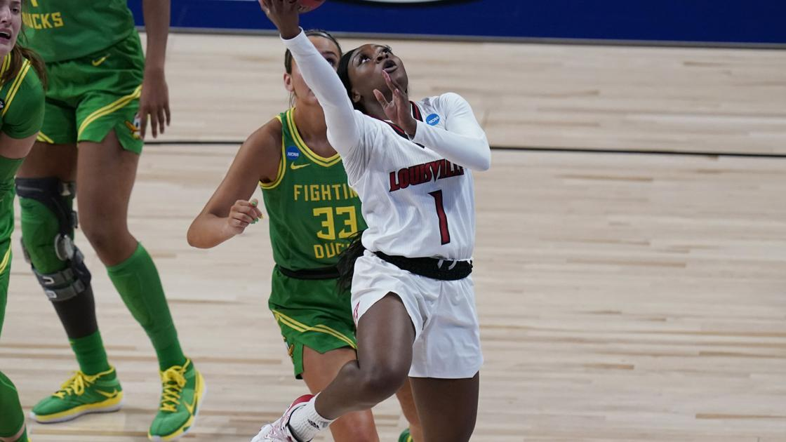 Dana Evans selected 13th overall by Dallas Wings in WNBA Draft