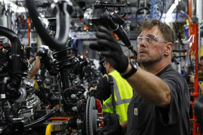 Ford reopening Chicago Assembly Plant, other factories in boon for ailing steel mills