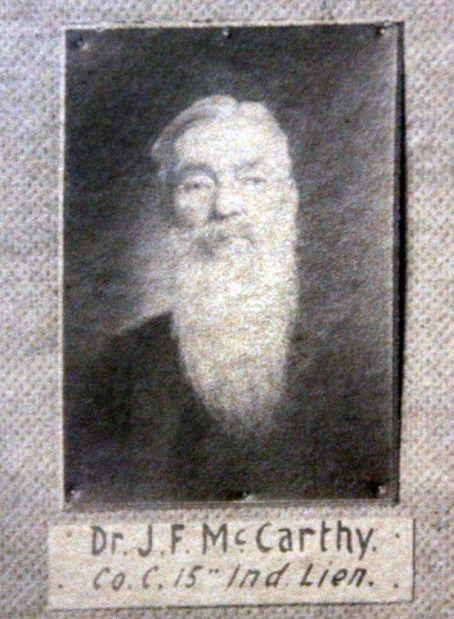 Dr. John McCarthy