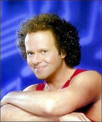 Richard Simmons inspires local dieter Julie Cotton to shed 200