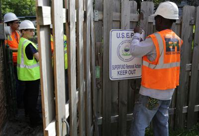EPA works to address concerns as it begins excavation