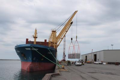 Port of Indiana-Burns Harbor extends Federal Marine Terminals as stevedore
