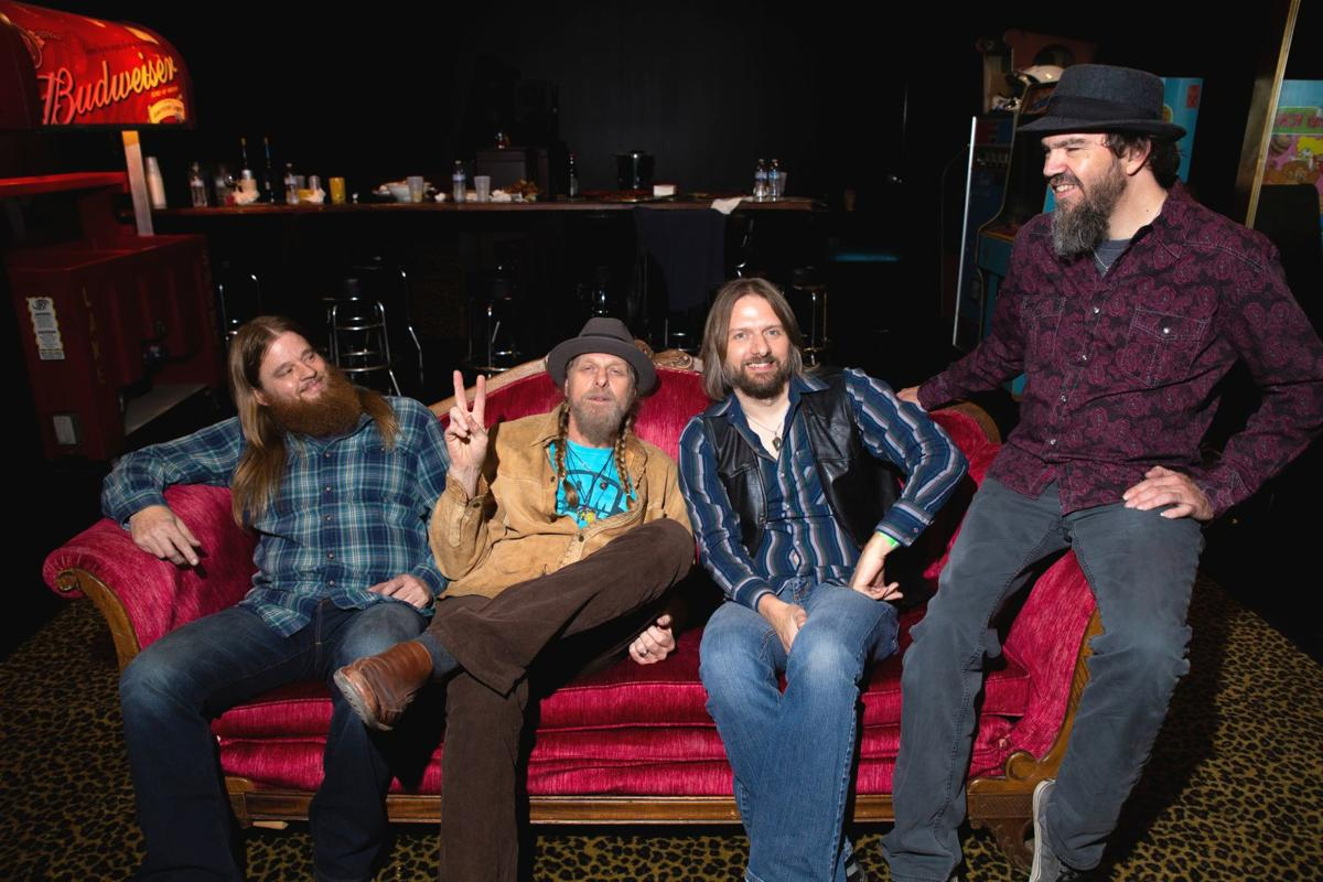 The Steepwater Band