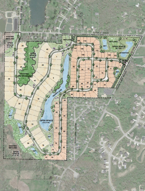 Crown Point could expand city limits with 180-lot subdivision