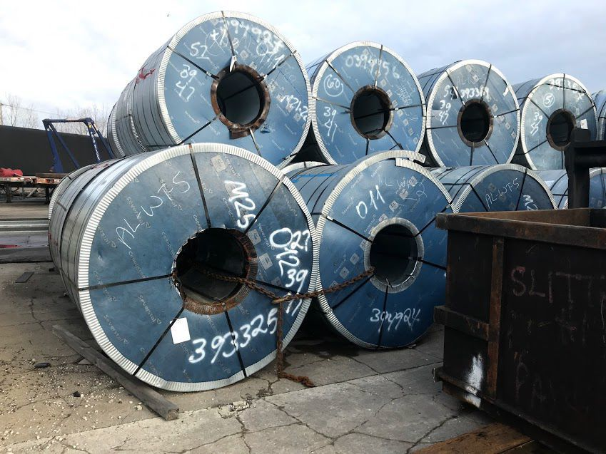 Steel prices soaring in anticipation of tariffs