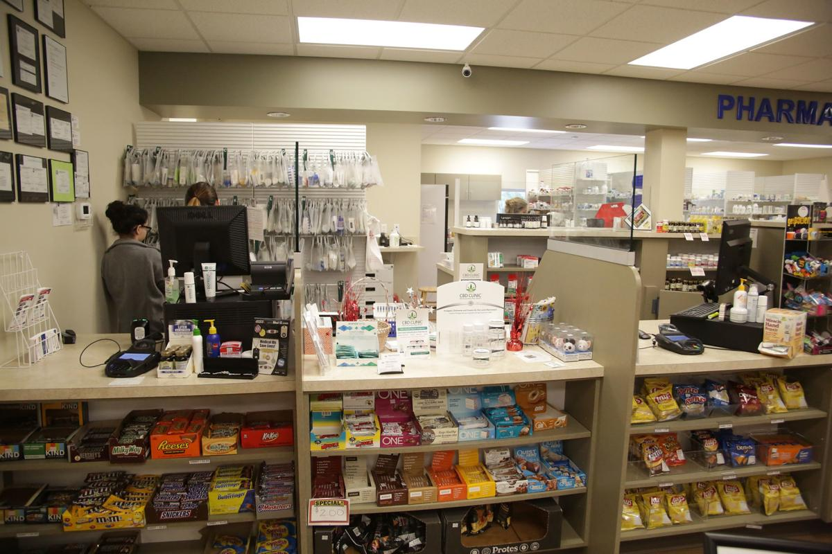 Vyto's Pharmacy, now NWI's largest local chain, has