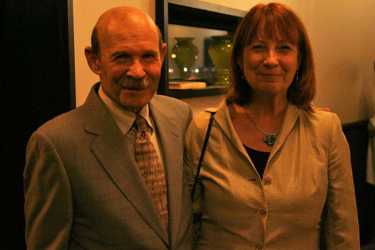 Highland residents Tom Sourlis and Susan Eleuterio