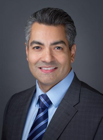 St. Catherines's Hospital CEO Leo Correa