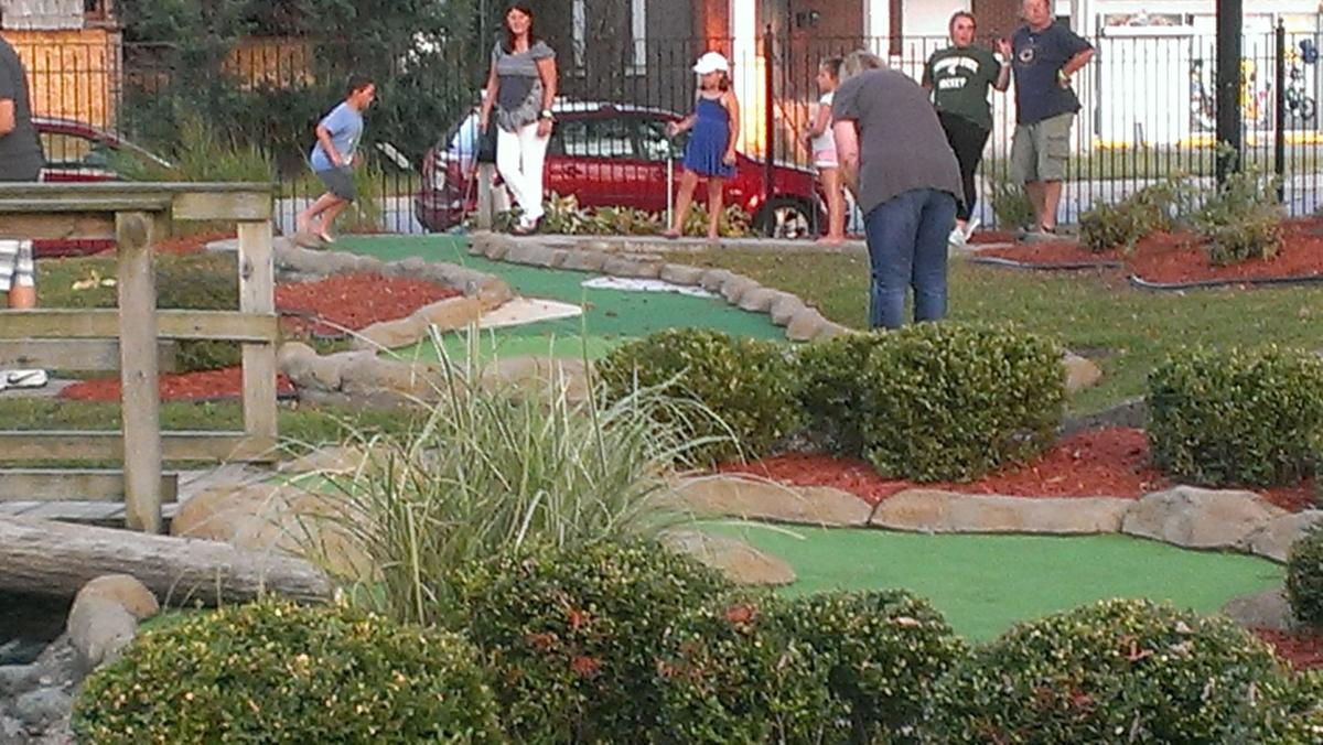 AROUND CAL CITY: First annual Memorial Park Foundation Mini Golf Outing a success