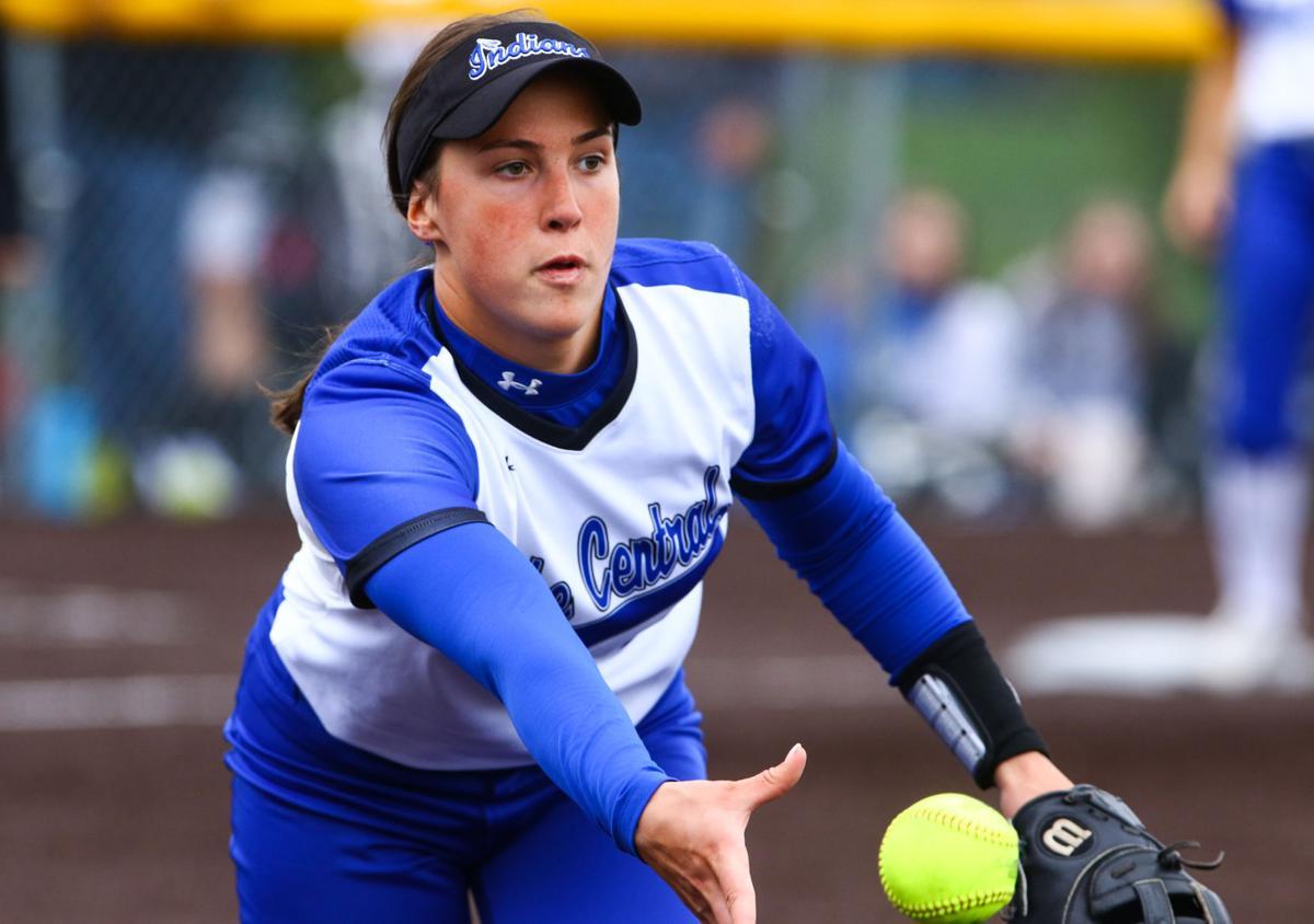 Marist at Lake Central softball