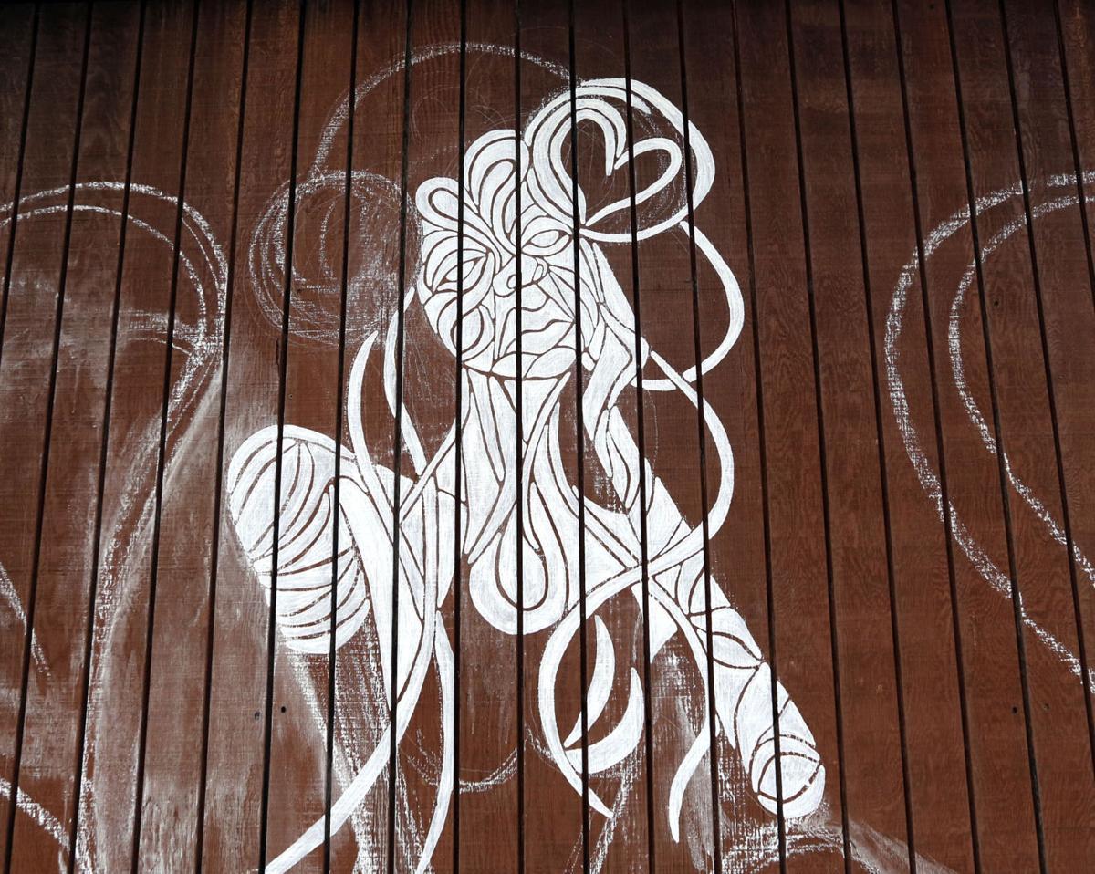Chicago Graffiti Artists Mario Zore Gonzalez Jr And Zorzorzor