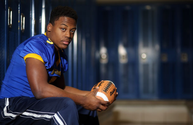 Nyles Morgan, Crete-Monee, Times defensive player of the year