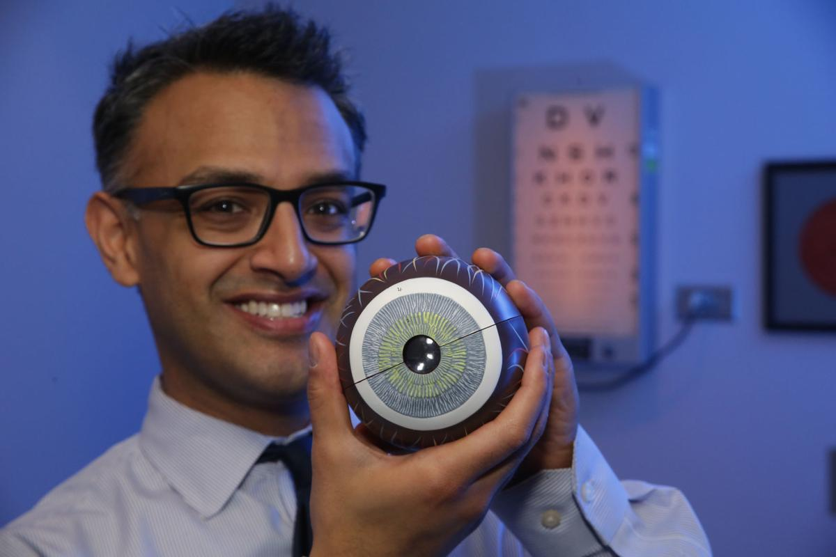 Northwest Indiana ophthalmologists battle eye conditions with the latest treatments and technology