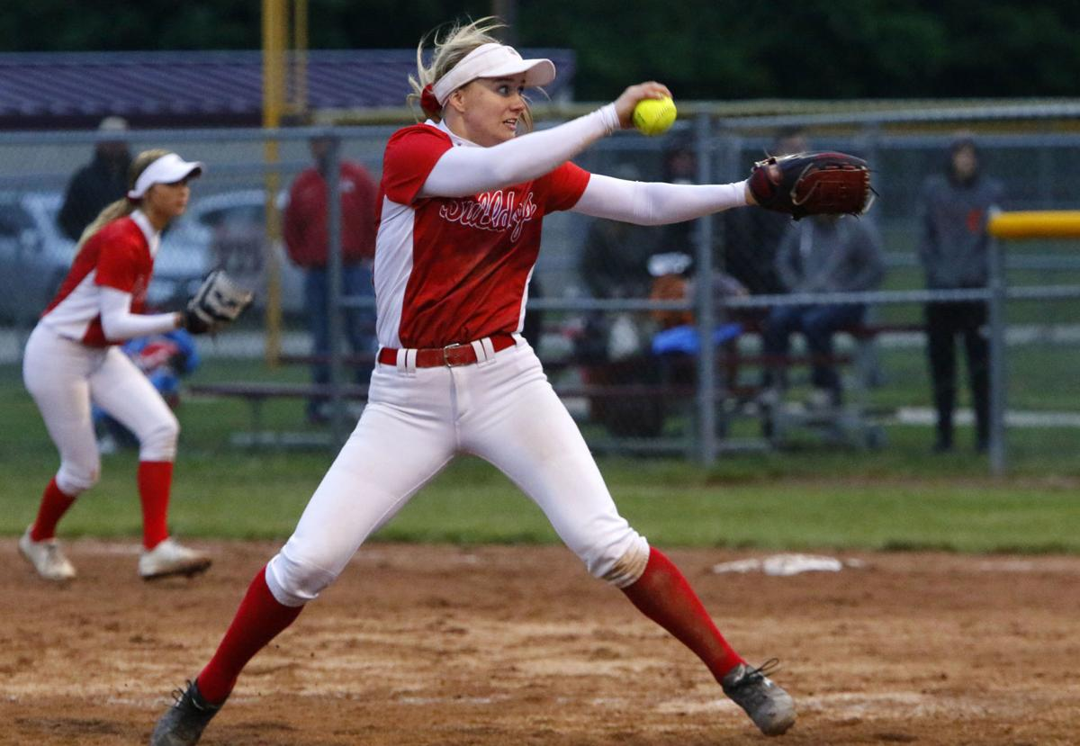 4A softball regional: Crown Point vs. Chesterton
