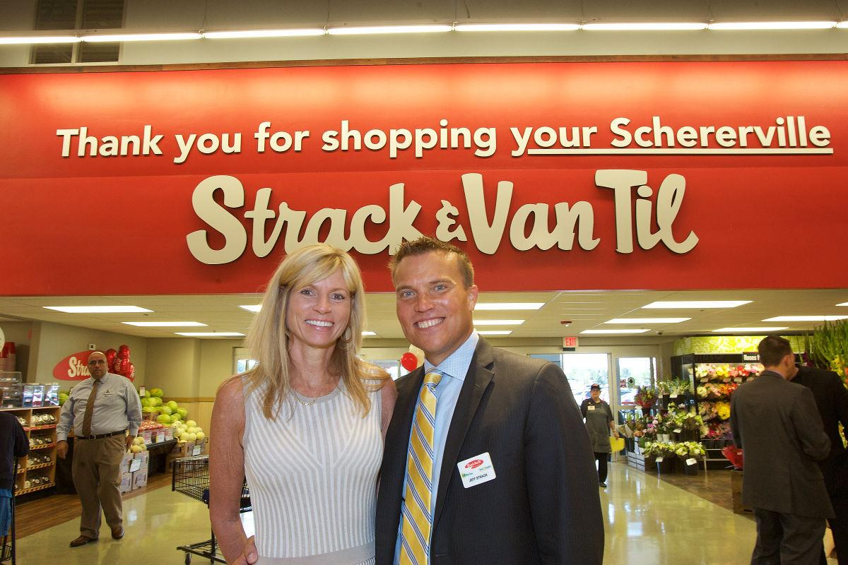 Strack, Van Til families buy back Strack & Van Til in auction