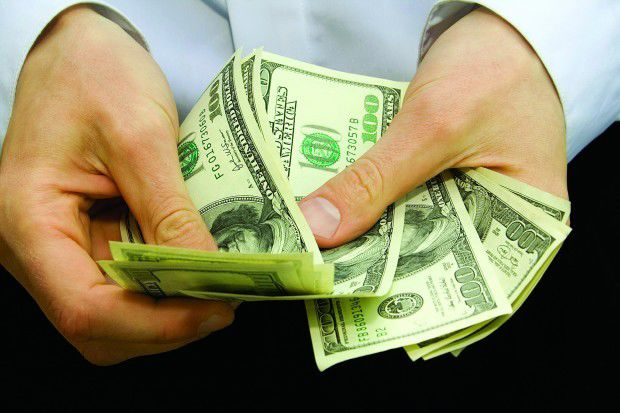 Money stock art