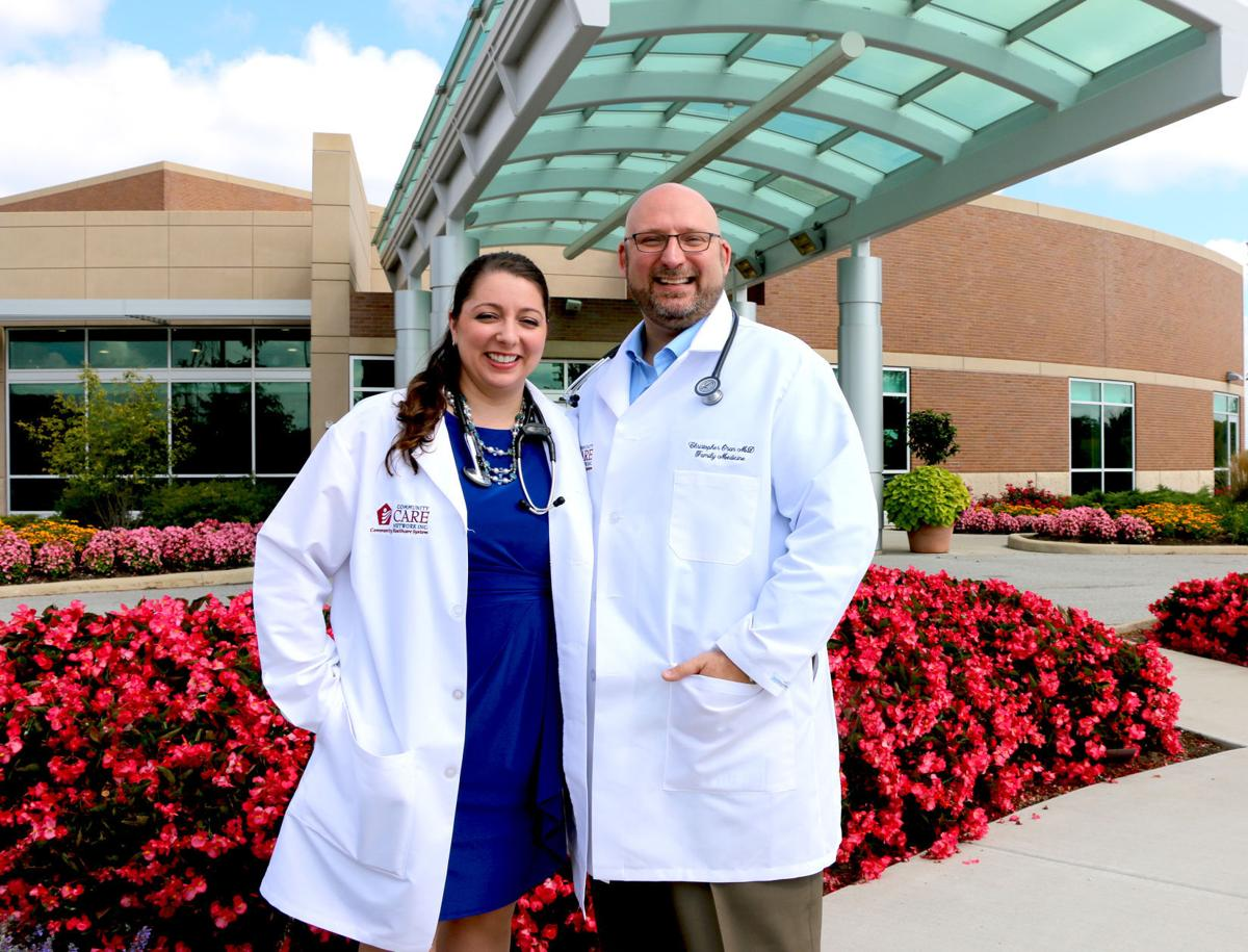 Doctors offer tips to stay healthy and happy during the holidays