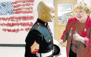 Remembering Marine Sgt. Jeannette Winters