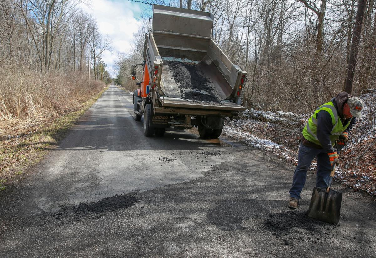 Road patching