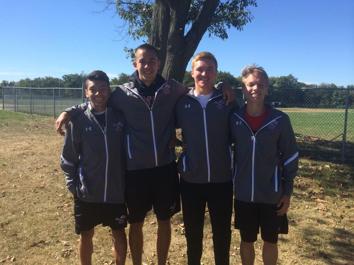 Lowell boys win third straight NCC championship