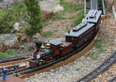 Gabis Arboretum Railway Garden reopens for the season