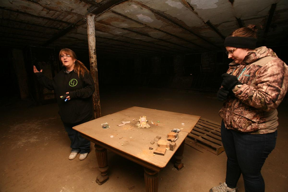 Crown Point's Old Sheriff's House and Jail ghost hunt