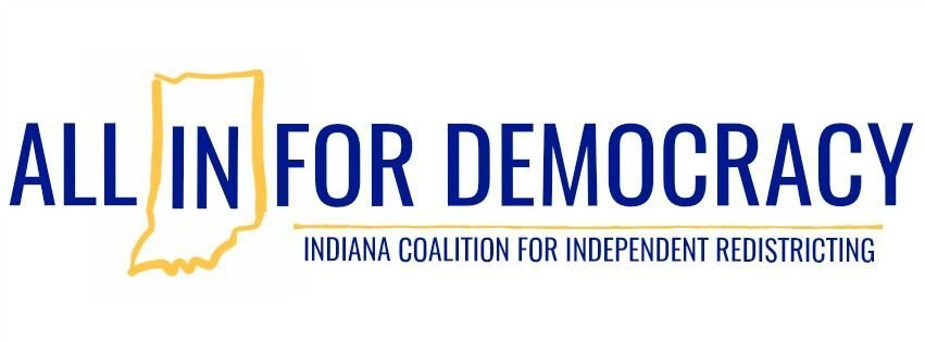 Indiana Citizens Redistricting Commission logo