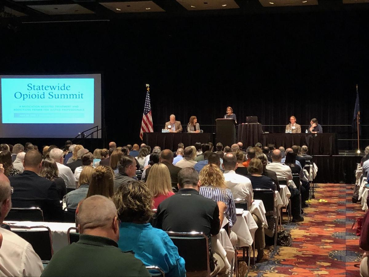 Opioid Summit seeks solutions to one of Indiana's most pressing problems