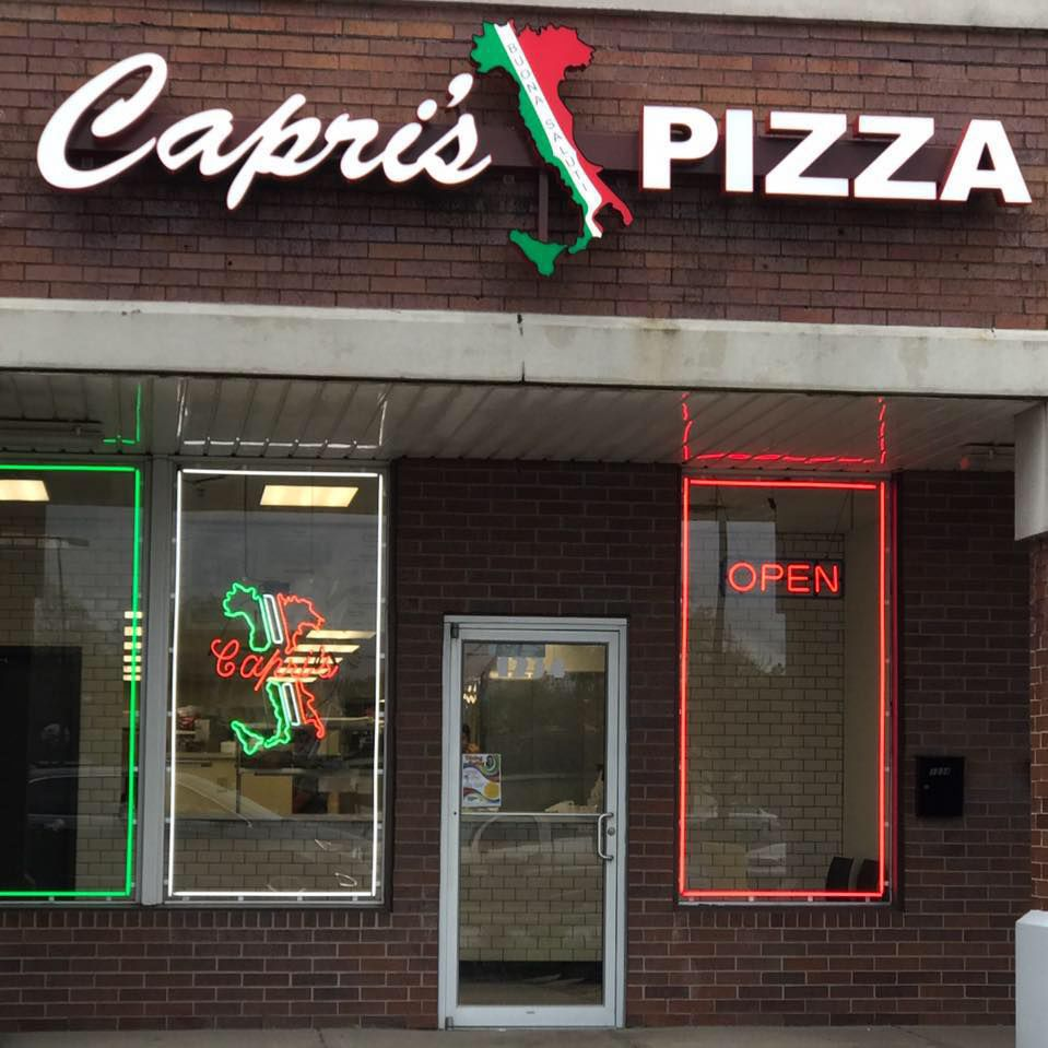Capriu0027s Pizza opens in Crown Point Hereu0027s