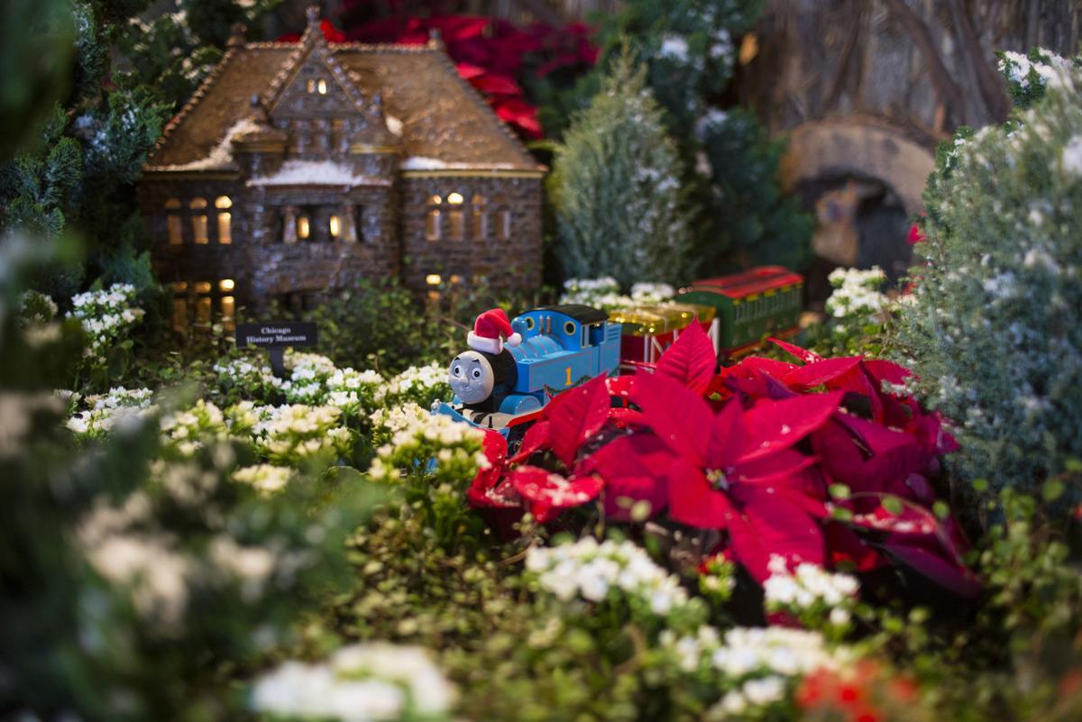 Chicago Botanic Garden Wonderland Express