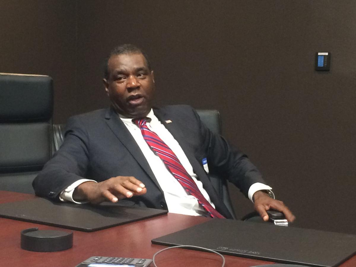 Lake County Prosecutor Bernard Carter