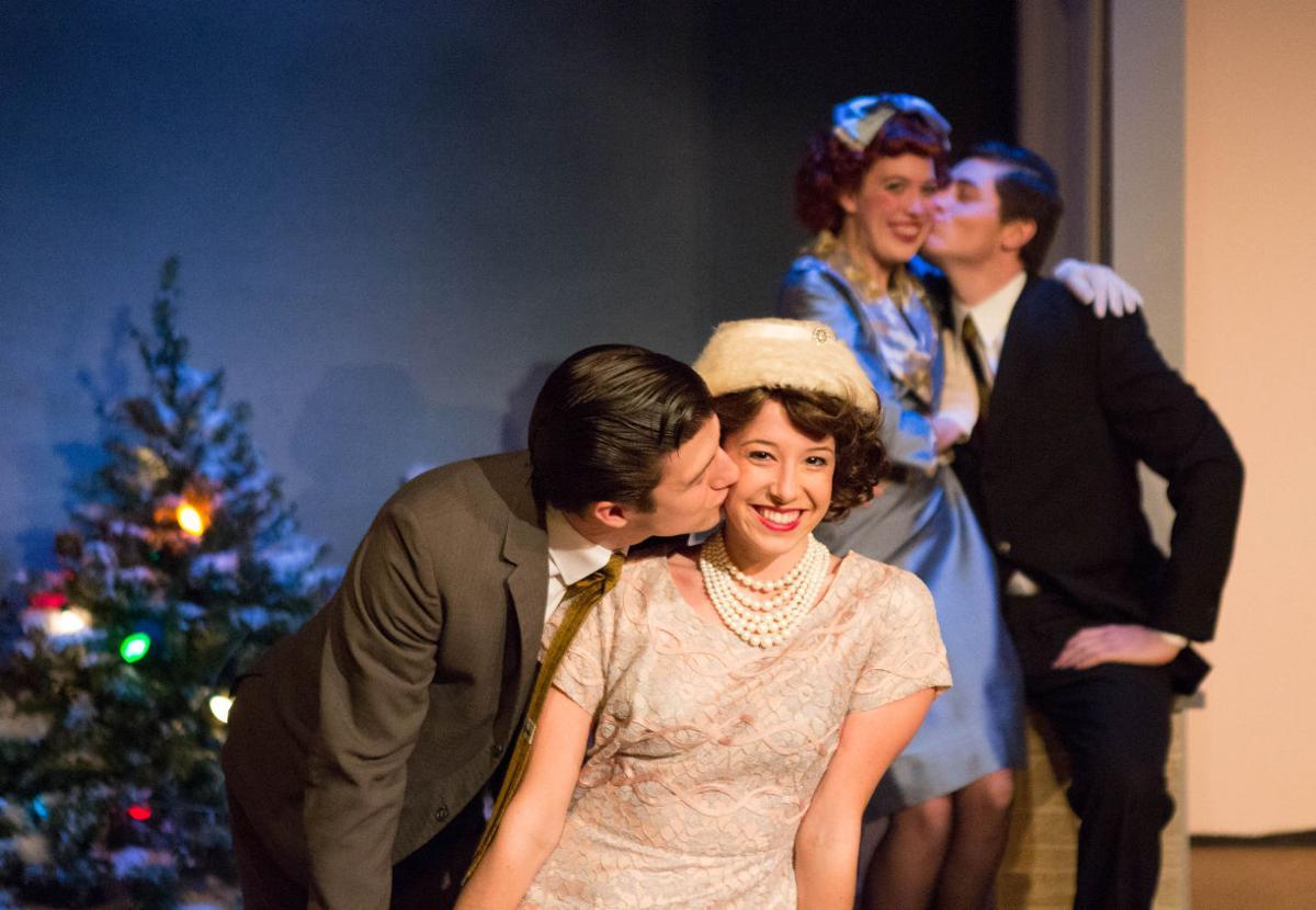 A Fabulous 50's Christmas in Hammond