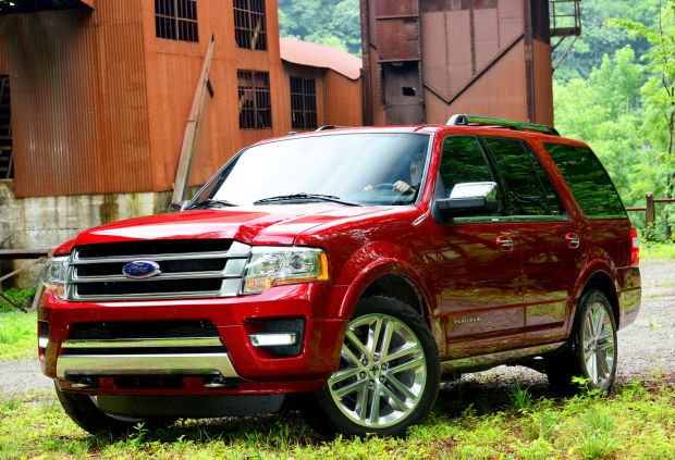 Expedition Gets A Boost Turbocharged V6 Replaces V8 In Full Size Ford Suv