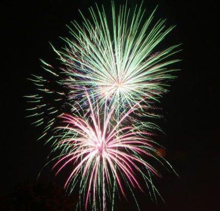 Celebrate fireworks with safety, courtesy