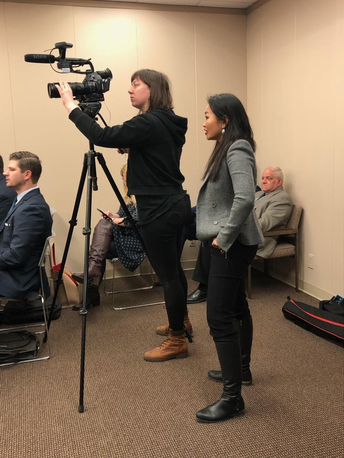 New Dyer state representative attracting national media attention