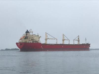 Great Lakes/St. Lawrence Seaway shipping the highest in more than a decade