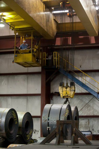 Great Lakes steel production drops by 33,000 tons