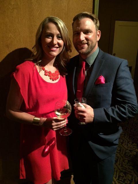 Ryan and Christine Sickles
