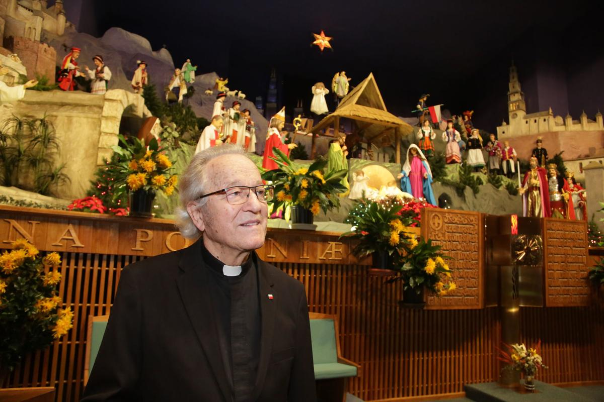 roman catholic churches bring a world of christmas traditions to the