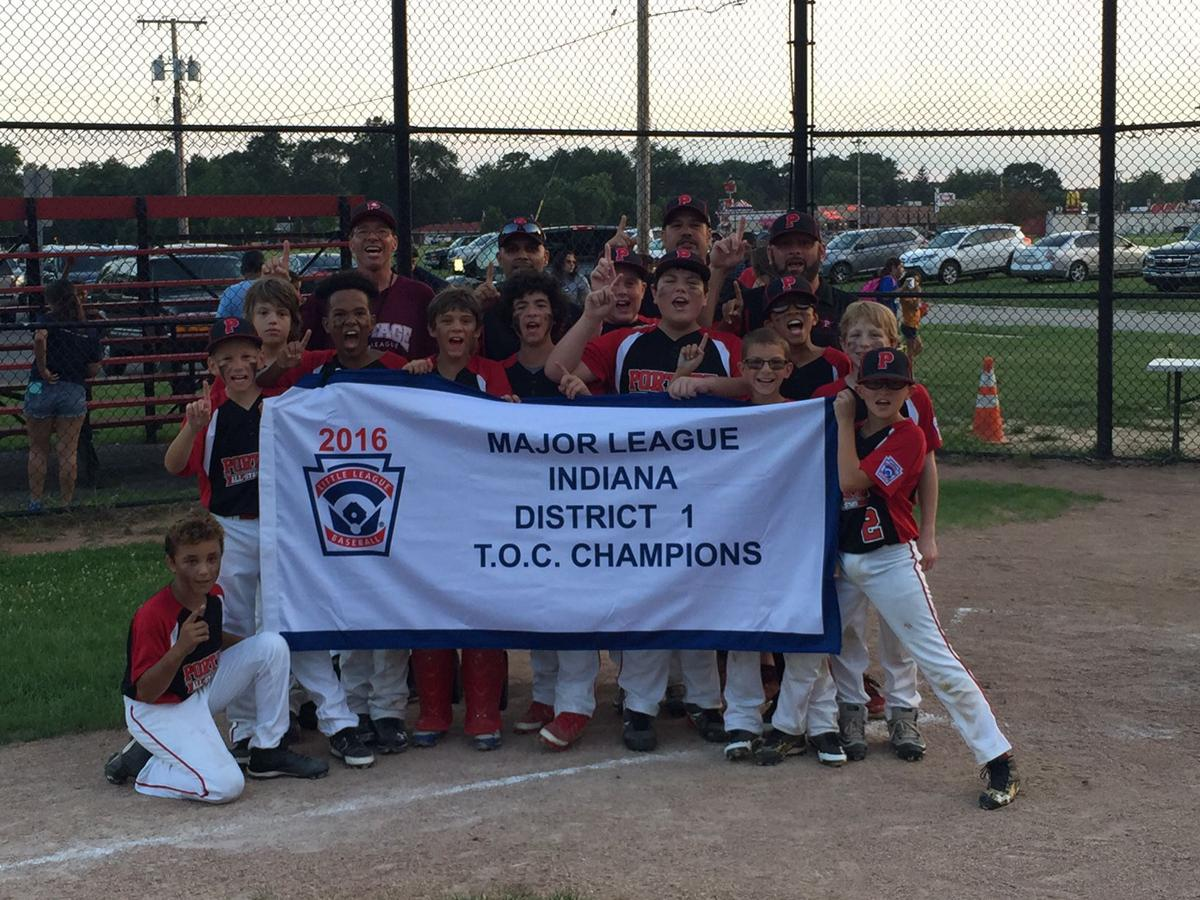 Portage Little League Teams Win Three District Titles Recreation Nwitimes Com