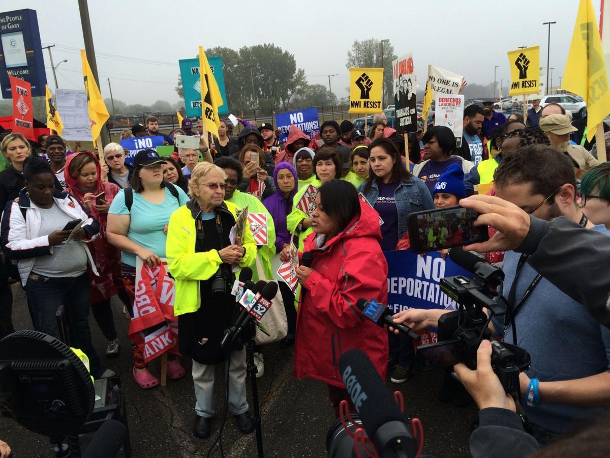 Deportation protests