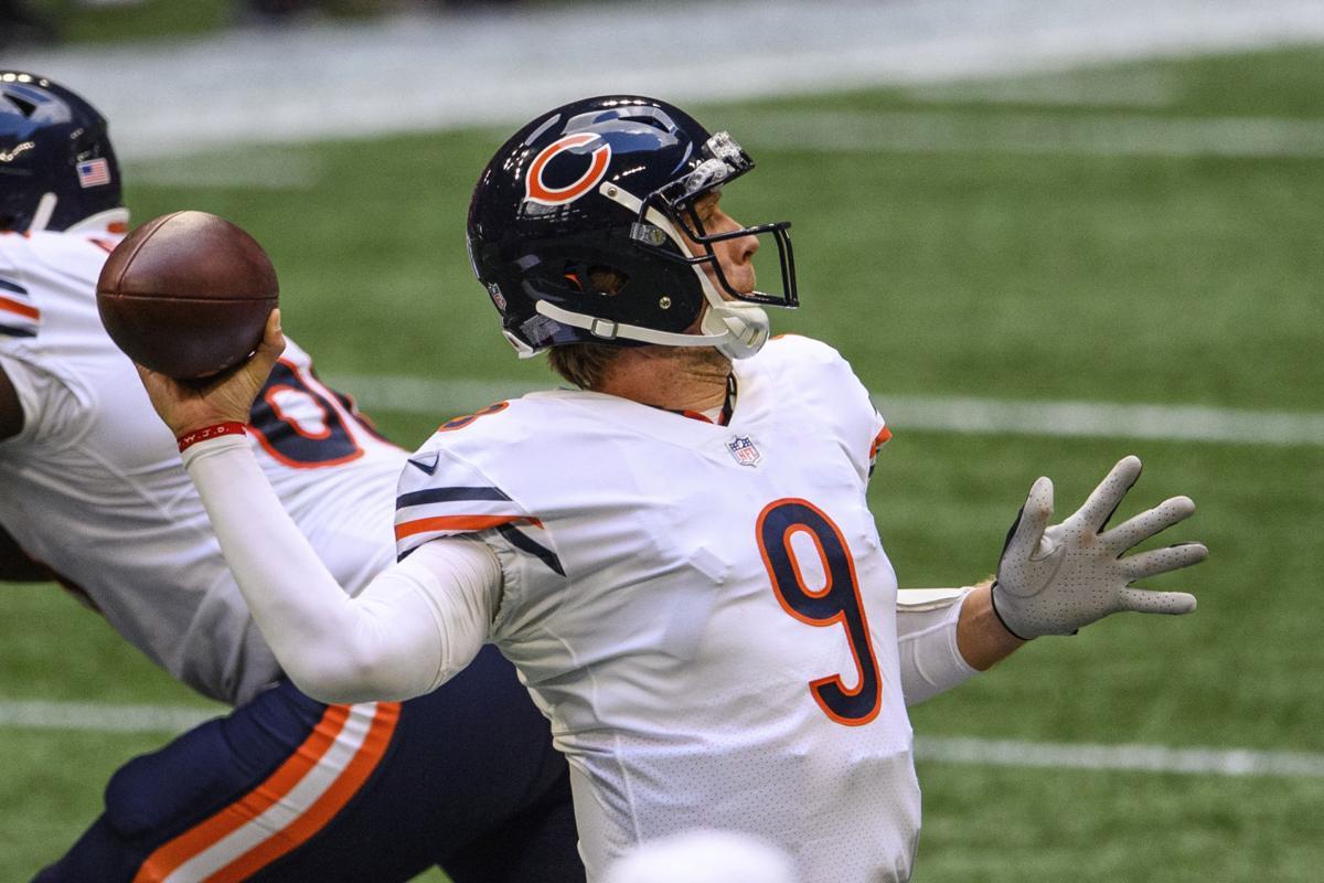 Bears Falcons Football