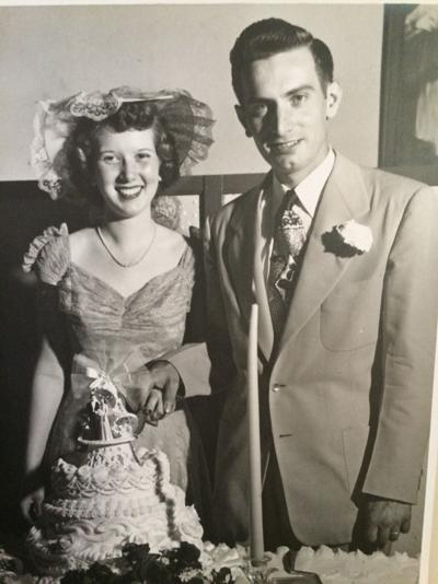 Mike and Shirley (Imes) Manes
