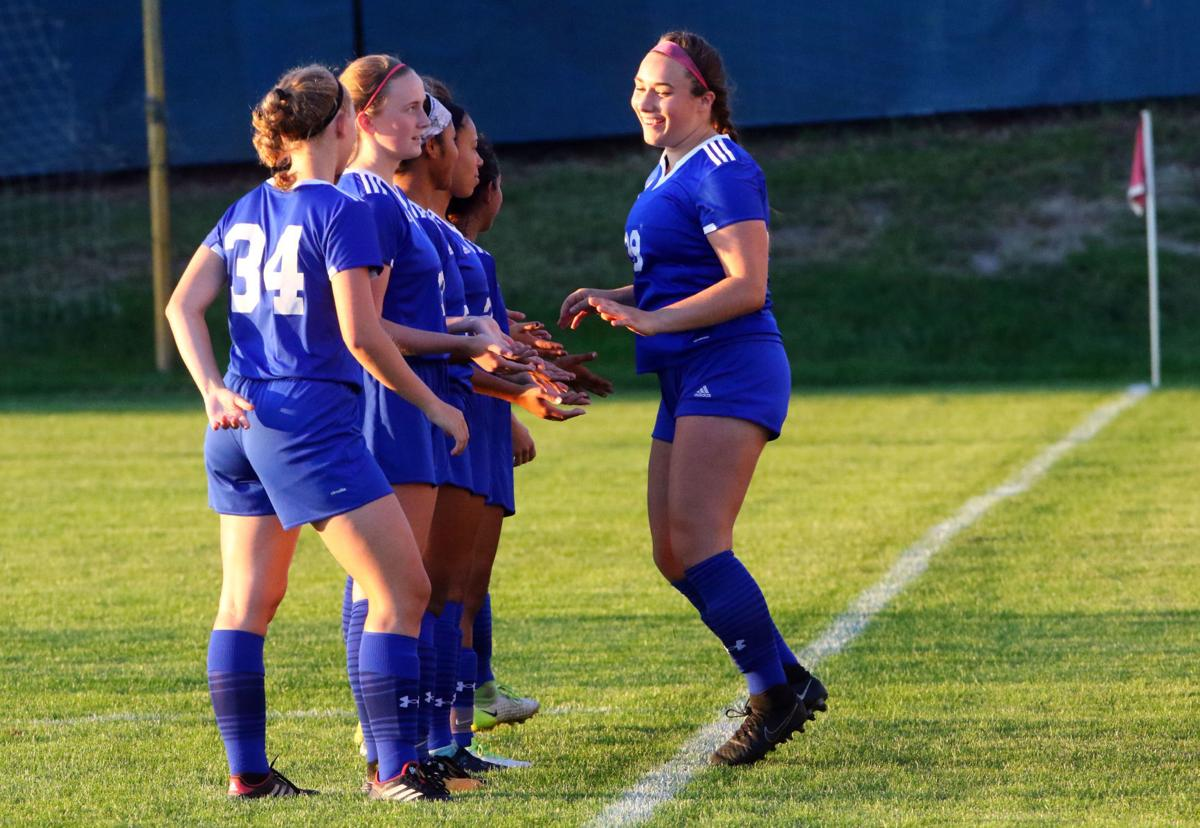 Lake Central girls soccer